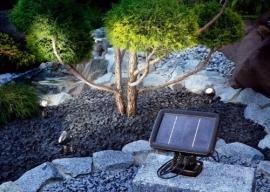 Tuinverlichting zonne-energie