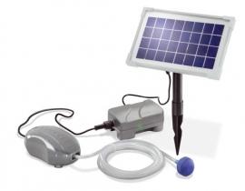 Zuurstofpomp zonne-energie met accu Air plus