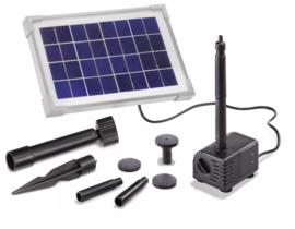 Fontein zonne-energie Palermo 300