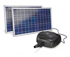Beekloop pomp zonne-energie  Adria 50/3400