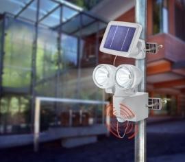 Solar buitenlamp Duo
