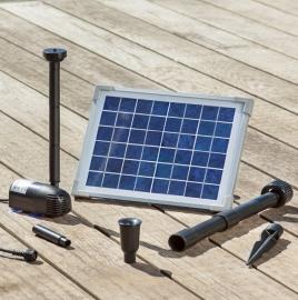 Vijverpomp zonne-energie Water Splash 470