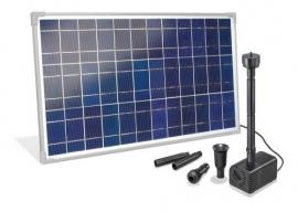 Vijverpomp zonne-energie Solar-Aqua Marino 1700