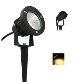 LED tuinspot 12V 3W.