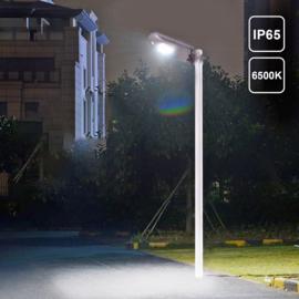 Straatverlichting zonne-energie 7.5 Watt LED