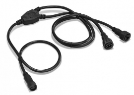 Kabel Y-adapter 25Wp
