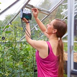 Irrigatie zonne-energie Waterdrops C12