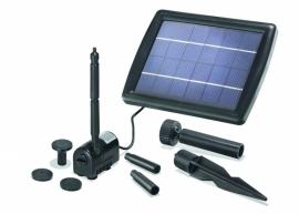 Vijverpomp zonne-energie Sunny 150 Water Splash