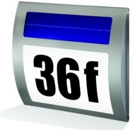 Huisnummers zonne-energie