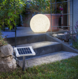 Mega stone zonne-energie