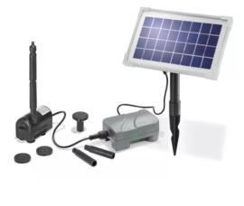 Vijverpomp zonne-energie Rimini 175 plus