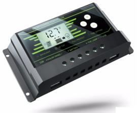 Solar-Aqua laadregelaar Z20 USB