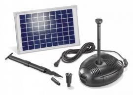 Vijverpomp zonne-energie Solar-Aqua Milano 600
