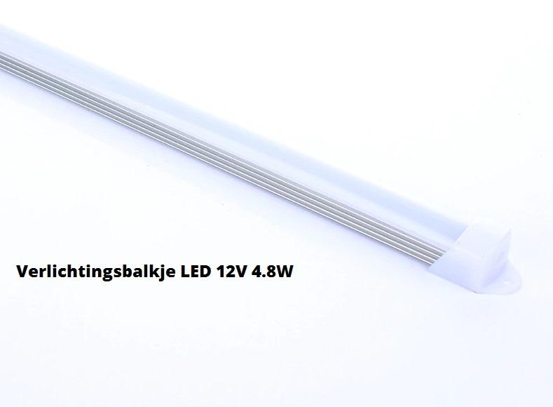Verlichtingsbalkje LED 12V 4.8W