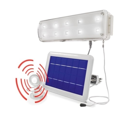 Solar binnenverlichting PIR