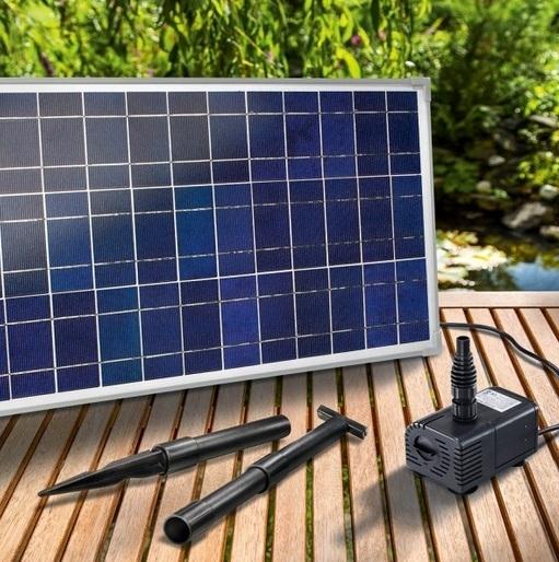 Waterval/Beekloopset zonne-energie Splash 25/1600