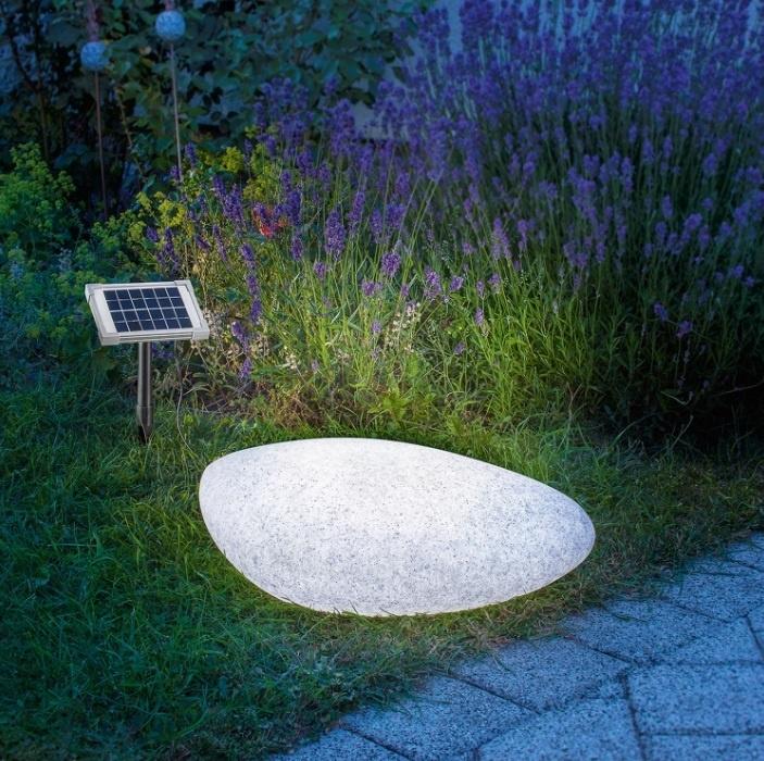 Kei natuursteen op zonne-energie