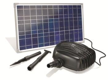 Beekloop pomp zonne-energie Garda 2500