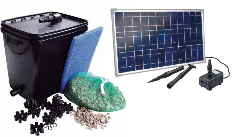 Solar-Aqua Bio vijverfiltersysteem 4000