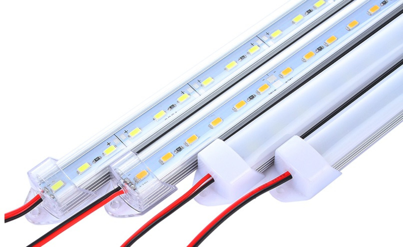 Verlichtingsbalkje Led 12v 4 8w Led Lampen 12v Solar Aqua