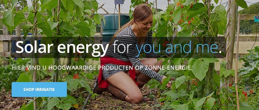 Solar Aqua webwinkel zonne-energie