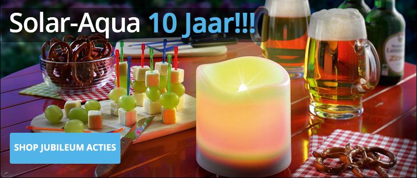 Solar-Aqua 10 jaar!