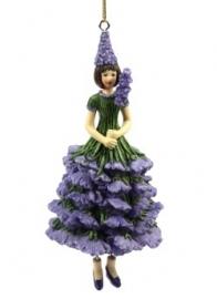 Bloemenmeisje Lavendel