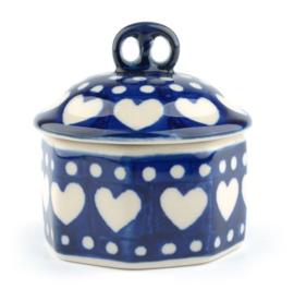 Miniatuur doosje Blue Valentine