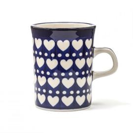 Mok (klein) Blue Valentine