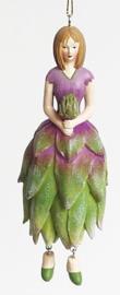 Bloemenmeisje Protea
