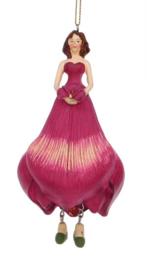 Bloemenmeisje Amaryllis