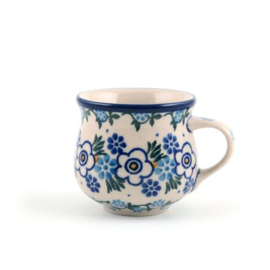 Espresso mok Bunzlau Castle Blossom