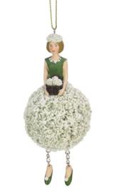 Bloemenmeisje Allium