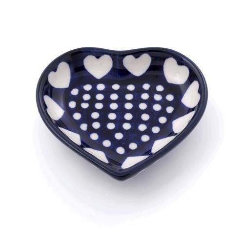 Schaaltje Hart Blue Valentine