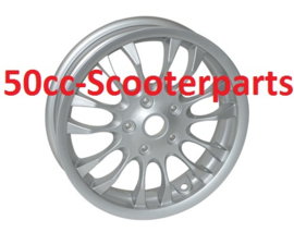 Achtervelg Vespa Sprint zilver Piaggio origineel 1c001122