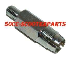 Adapter moer wartel spiegel Vespa S origineel 655115