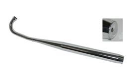 Chrome Uitlaat Fluister Dubbele Knik Zundapp 36-32mm 18292