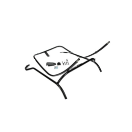 Sierbeugel set + bev. set voorscherm Vespa primavera sprint zwart glans 37471