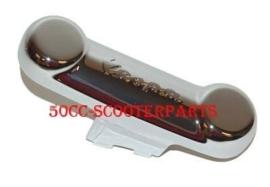 Afdekkapje Beschermkapje voorvork Vespa LX Et2 Et4 S Lxv 561433