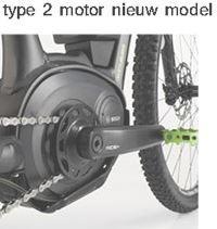 E-bike opvoerkit Polini Bosch Active Line / Performance Line / CX 950.830.031
