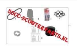 Onderhoudset Vespa Lx S Lxv 125cc 4T 497501