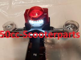 Achterlichtunit Led Agm Bella Fosti retro scooter origineel 120300000Bz