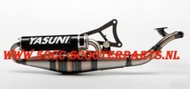 Uitlaat Yasuni Z Carbon Minarelli horizontaal - Tub901C -24933