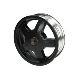 Velg achterwiel Vespa S 2012 Mat zwart Piaggio origineel 58625r