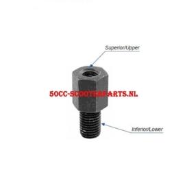 Adapter spiegel M10 Rechts ->M8 Rechts 0147 rt6