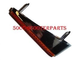 Reflector + houder lx S lxv linksachter Vespa orig 584083