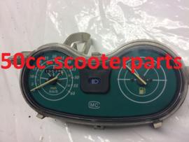 Kilometerteller Znen ZN50QT-8 3-ZN1C gebruikt 444069CH