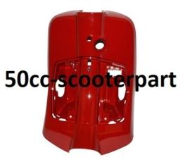 Beenschild Vespa Primavera Sprint rood dragon 894 origineel 67361700r7