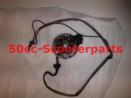 Onsteking Aprilia Sr Viper Gebruikt AP8206201