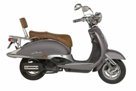 Balhoofdset Agm Bella Fosti retro scooter 78192